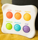 Fat Brain Toys Dimpl Duo by Fat Brain Toys