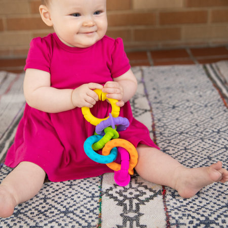 Fat Brain Toys Pipsquigz Ringlets by Fat Brain Toys