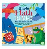 eeBoo Simple Math Bingo