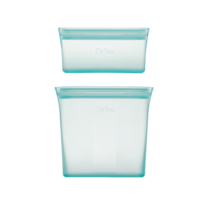 Silicone Snack/ Sandwich Set- Teal