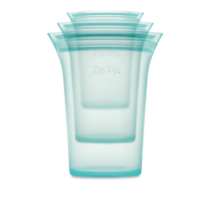 Silicone Cup Set (S,M,L) - Teal