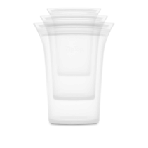 Silicone Cup Set (S,M,L) - Frost