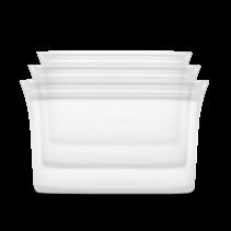 Silicone Dish Set (S,M,L)- Frost