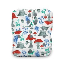 Thirsties Natural AIO Diaper- Forest Frolic