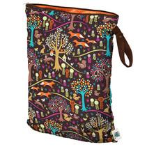 Large Wet Bag Jewel Woods