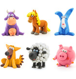 Fat Brain Toys Hey Clay Animals