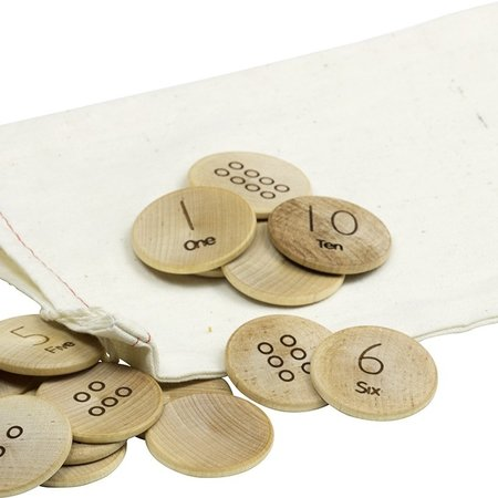 Maple Landmark Games To Go- Number Memory Game