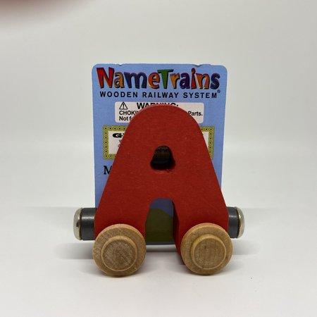 Maple Landmark Magnetic NameTrain Train Car A