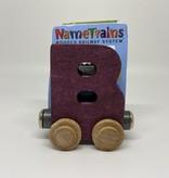 Maple Landmark Magnetic NameTrain Train Car B