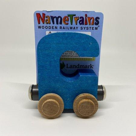 Maple Landmark Magnetic NameTrain Train Car C