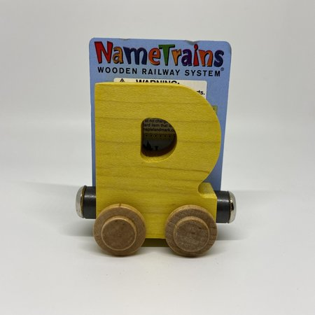 Maple Landmark Magnetic NameTrain Train Car D