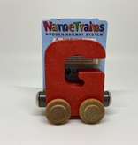 Maple Landmark Magnetic NameTrain Train Car G