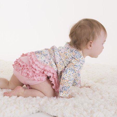 Magnetic Me Organic Cotton Magnetic Dress + Diaper Cover- Chelsea