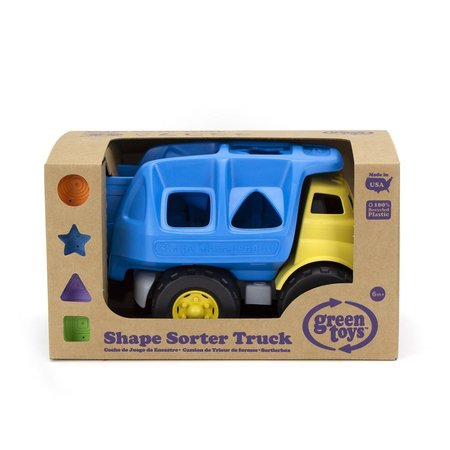 Green Toys Shape Sorter Truck