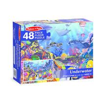 Underwater Oasis Floor Puzzle