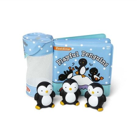 Melissa & Doug Float Alongs- Playful Penguins
