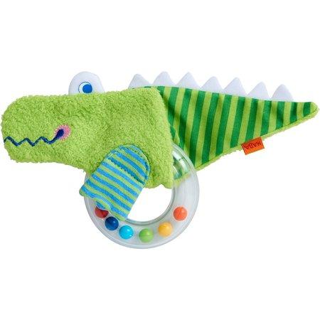 Haba Clutching Toy: Crocodile