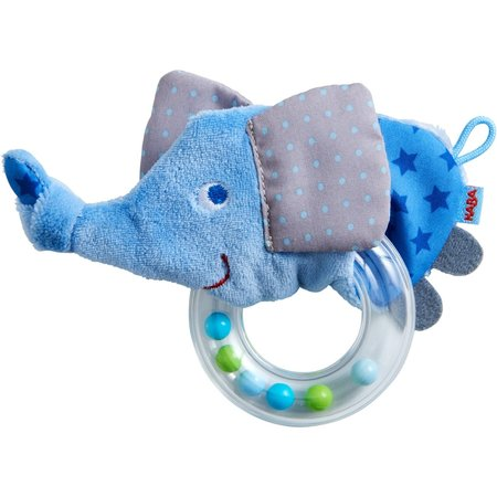Haba Clutching Toy: Elephant
