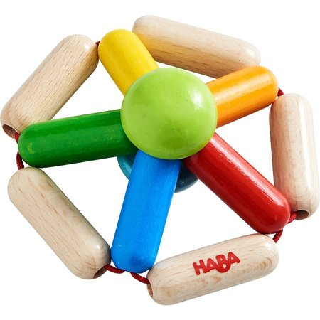 Haba Clutching Toy: Color Carousel