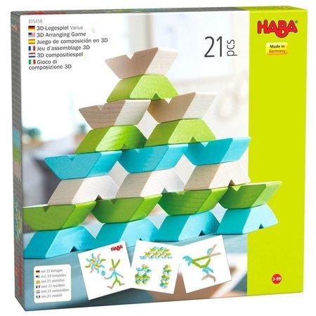 Haba 3D Arranging Game