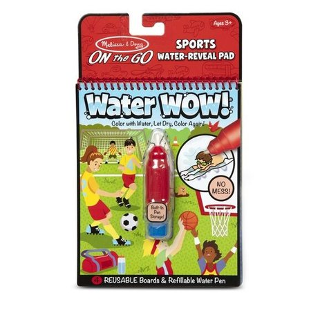 Melissa & Doug Water Wow! Sports