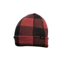 Bale Beanie Hat- Red