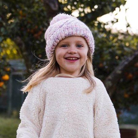 Millymook Marlowe Beanie Hat- Pink