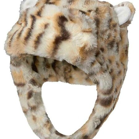 Millymook Leopard Trapper Pea Hat