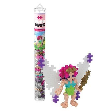 Plus Plus 70pc Tube- Fairy