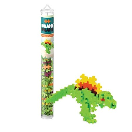 Plus Plus 70pc Tube- Spinosaurus