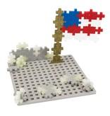 Plus Plus Baseplate Builder- Moon