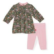 Modal Magnetic Dress + Pant Set- Harlow
