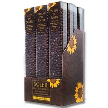 Dark Chocolate Sunny Seeds 3oz Tube