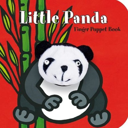 Little Panda Finger Puppet Book