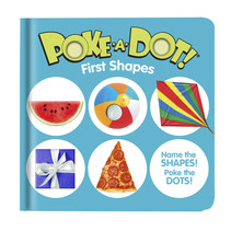 Small Poke-A-Dot First Shapes Book