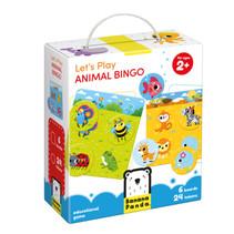 Let's Play Animal Bingo