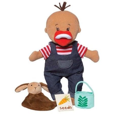 The Manhattan Toy Co Wee Baby Stella Tiny Farmer Set