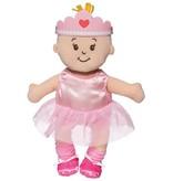 The Manhattan Toy Co Wee Baby Stella Tiny Ballerina Set