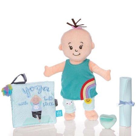 The Manhattan Toy Co Wee Baby Stella Yoga Set