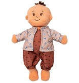The Manhattan Toy Co Wee Baby Stella Field Trip Outfit