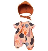 The Manhattan Toy Co Wee Baby Stella Botanical Garden Outfit