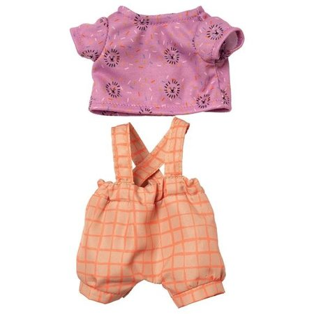 The Manhattan Toy Co Wee Baby Stella Take Me To The Zoo Outfit