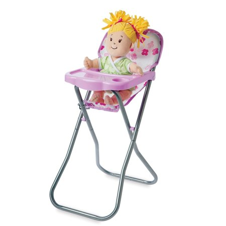 The Manhattan Toy Co Baby Stella Blissful Blooms High Chair
