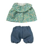 The Manhattan Toy Co Wee Baby Stella Garden Play Outfit