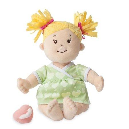 The Manhattan Toy Co Baby Stella (Blonde Doll)