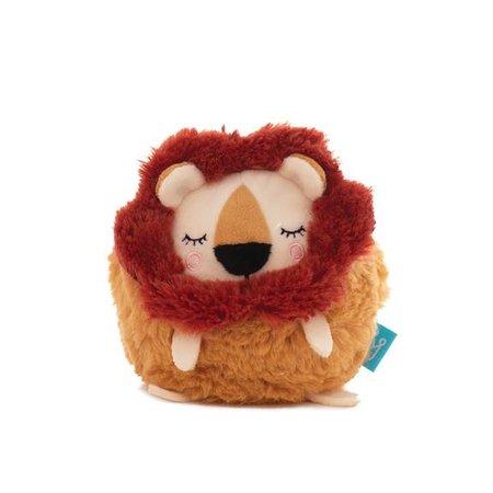 The Manhattan Toy Co Squeezmeez Lion