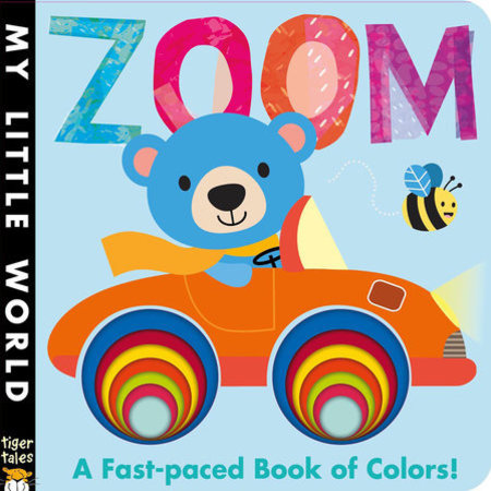 Penguin Random House Zoom: Book of Colors Board Book