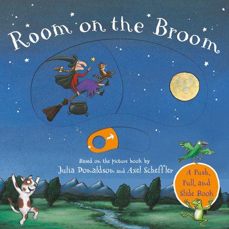 Penguin Random House Room on the Broom Board Book