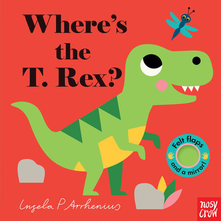 Where's The T-Rex?