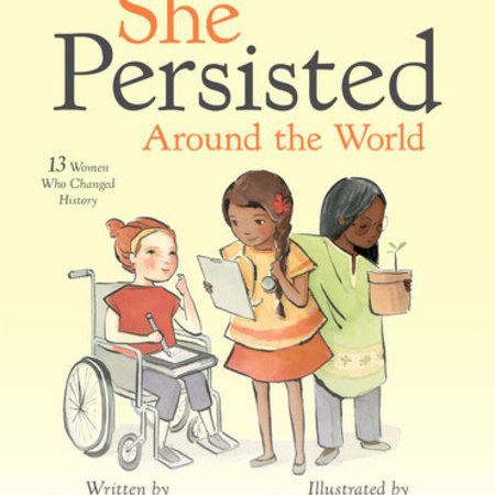 Penguin Random House She Persisted Around the World Book